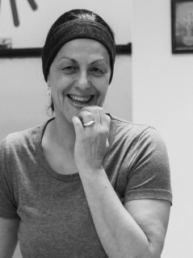 Rachel Frazer - Yoga for living with cancer