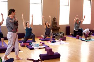 post natal yoga at yoga kula