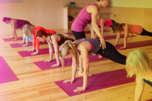 Inner Strength & Warm Core Yoga Workshop